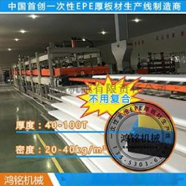 重庆一次性发泡珍珠棉发泡生产线设备价格