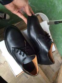 真皮男皮鞋韩版英伦休闲鞋子工作黑色小皮鞋男
