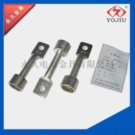 DTF-35国标镀锡防水型铜鼻子 铜接线端子 电力金具