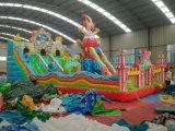 河北秦皇岛儿童充气滑梯厂家定做质量放心非常结实耐用