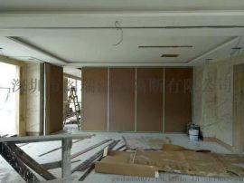 惠州可移动隔墙 活动推拉门专业厂家定制+安装