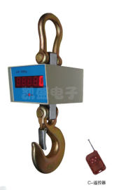 郑州5吨吊磅秤,5吨电子吊磅