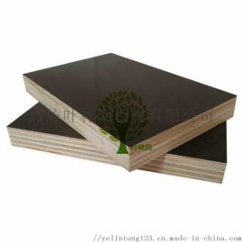 专业生产二次成型棕膜建筑模板 质量好价格优