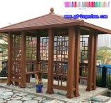 吉安木纹铝型材 凉亭花架铝型材 木纹铝方管定制