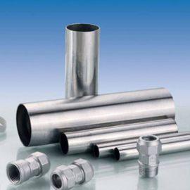 粤星管道牌304薄壁不锈钢给水管件、承插焊接式管件