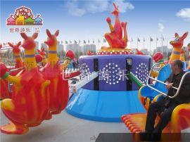 供应大型户外游乐设备 儿童游乐设备 弹跳袋鼠 自控飞机类游乐设备