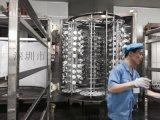 PVD 真空鍍膜機表面金屬效果 電鍍設備生產線