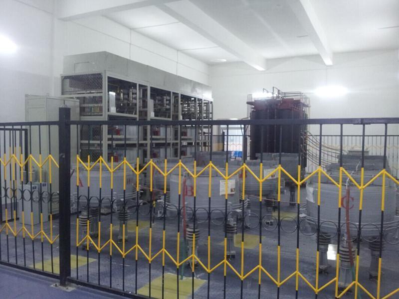 磁控式高压无功率补偿装置  的无功功率补偿柜