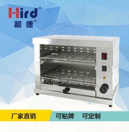 和德/hird商用两层两盘电烘炉MHQ-290蛋糕面包烤箱食品烤箱 多功能烘炉 披萨烤箱