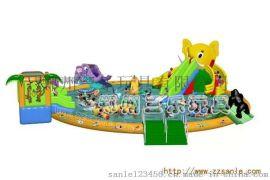 建造一个儿童水乐园支架水池成本多少
