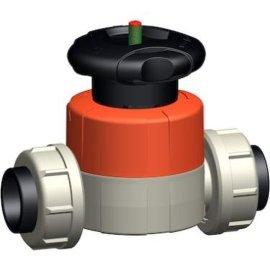 PROGEF标准型 514型隔膜阀 带PE100焊接承插端