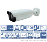 720P红外电动变焦筒型网络摄像机HIC2501EX04-IR