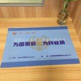 专业定做土木LBD02可印刷PVC透明拉边袋