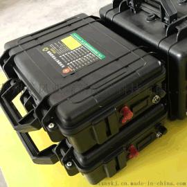 24v120ah锂电池大容量超强功率  路亚船电推电源 移动电源