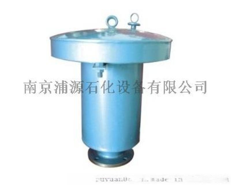 接管呼吸阀,双接管阻火器呼吸阀