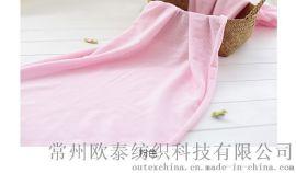 纯棉针织镂空网眼汗布布料提花透气面料全棉棉布婴幼儿A类