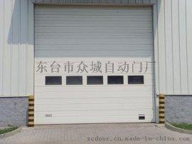 江苏工业滑升门,工业提升门,维修保养厂家直销