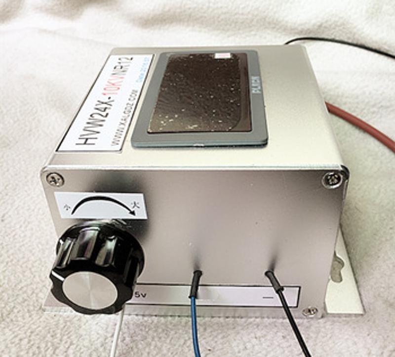 數位顯示直流高壓電源高頻模組輸出0~20KV高精度高穩定性