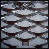 张拉网厂家供应优质菱形铜板拉伸网电池电极专用材料汇金网业生产