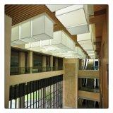 商場仿木紋鋁方通吊頂,50*80仿木紋鋁通