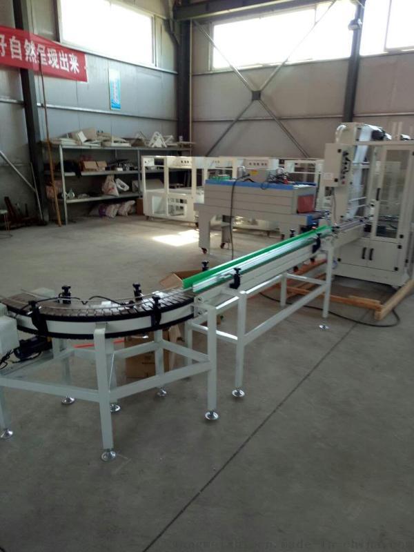 全自动矿泉水包装机 瓶装饮料膜包机 热收缩包装机生产制造商