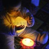 星星月亮太陽獨角獸彩虹動物發光玩具 牀頭小夜燈