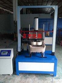 汽车座椅压陷硬度试验机,座椅泡沫硬度试验机