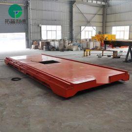 自卸电动平板车 自发式轨道平板车现货供应