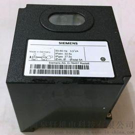 西门子燃气阀门检漏装置LDU11.523A27