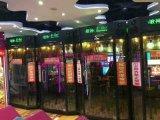 熱賣唱歌機房遊樂場點歌機隔音時尚定製玻璃迷你移動歌房嗨嗨噠