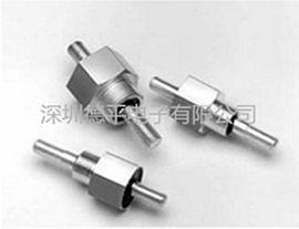 成都M3焊接式穿心电容树脂密封交流馈通滤波器
