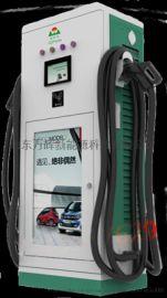 汽车充电桩120kw直流双**万辉新能源