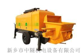 混凝土泵车大功率输送泵