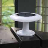 飛碟蘑菇遙控多功能太陽能草地燈景觀裝飾照明庭院燈