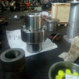 电厂胶带机ZLD弹性柱销齿式联轴器