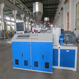 PP/PE/PA/PVC波纹管挤出生产线