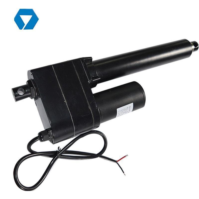 改装车推杆电机 电动升降杆 自动房车推拉机构