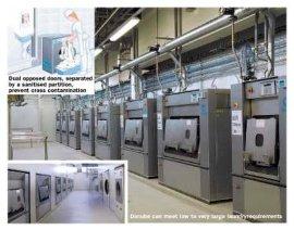 法国原厂原装DANUBE多瑙河无尘室无尘服洗衣机