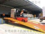 移动平台 货柜车卸货平台 活动平台