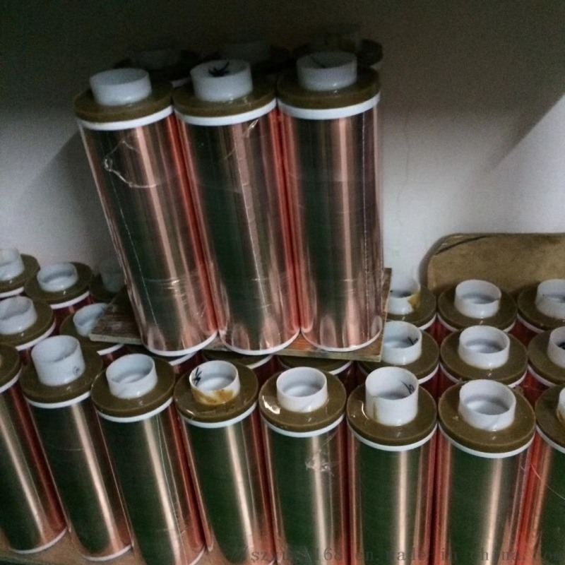 0.03双导电解铜箔胶带 PCB覆板电解铜箔胶带