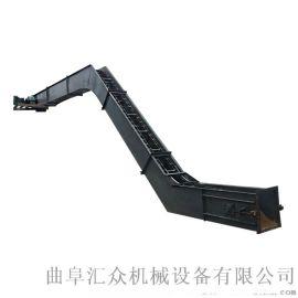 全新刮板输送机定制变频调速 沙子刮板运输机