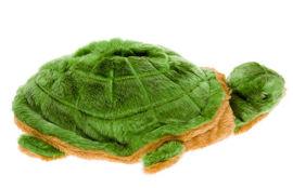 定制毛绒玩具 乌龟毛绒拖鞋来图定做玩偶周边创意礼品