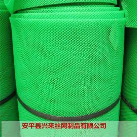 广西塑料网 渔船塑料网链 立体育雏网怎么样