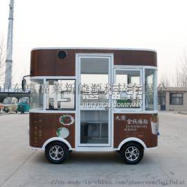 惠福莱小吃车供应多功能小吃车|多功能美食车