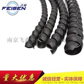 长期供应液压油管洗车水管螺旋胶管保护套