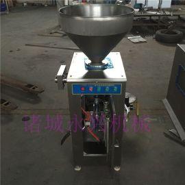 气动定量灌肠机 自动扭结灌肠机 红肠加工设备