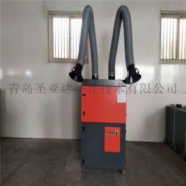 河南安阳移动式焊接烟尘净化器移动方便