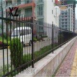 折弯围墙防护栏,室外院墙锌钢护栏,围墙锌钢围栏优点