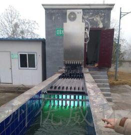 贵州紫外线消毒模块设备明渠式开阳县乡镇污水处理厂