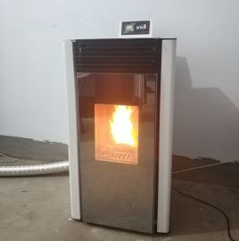 生物质颗粒炉 甘肃生物质取暖炉设备厂家